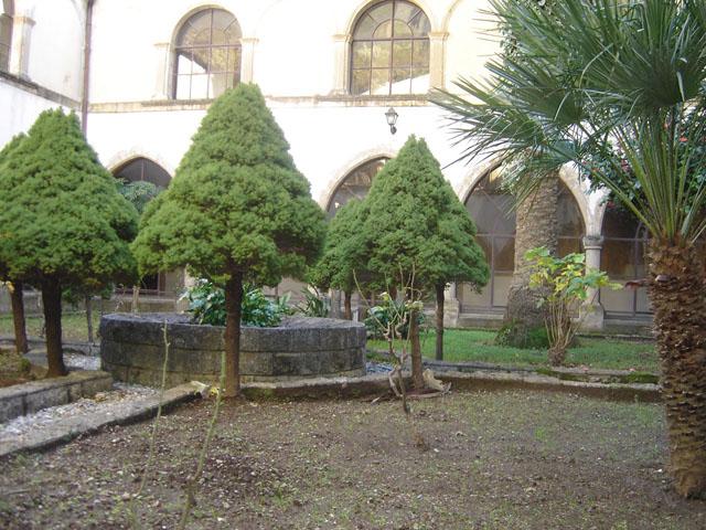 Convento san francesco for Giardino sempre verde